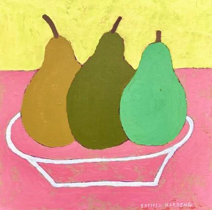 Sophie Harding, Three Pears