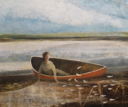David Brayne RWS, Leaping Fish