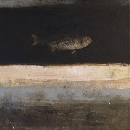 David Brayne RWS, River Fish III