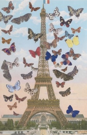 Sir Peter Blake RA, Eiffel Tower