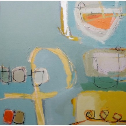 Stephanie Stow, Orange Boat