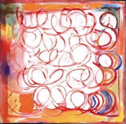Sandra Blow RA, Red Circles