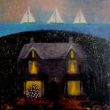 Catherine Hyde, I Saw Three Ships (from a Traditional Carol)