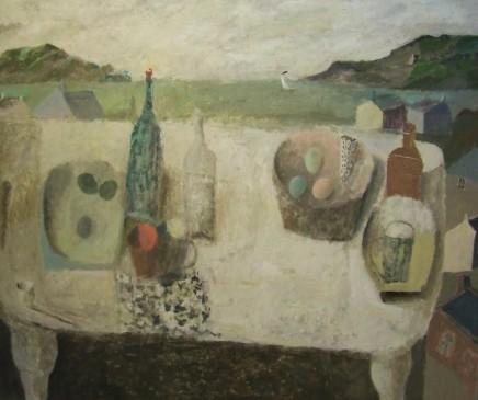 Nicholas Turner RWA, Cornish Table