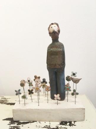Jane Muir, Garden
