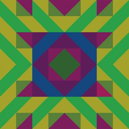 Steve Thomas Squares Archival inkjet print 65 x 65cm Edition size 50