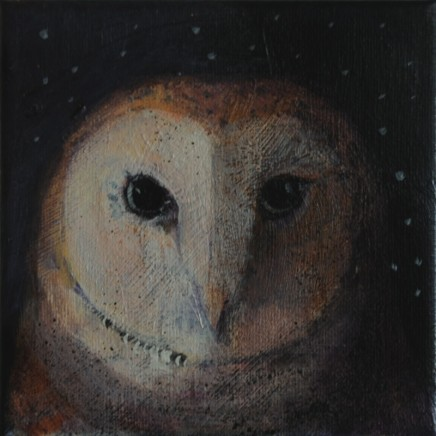Catherine Hyde, Owls Not Flowers (from 'The Owl Service' by Alan Garner)