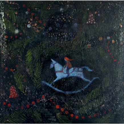 Catherine Hyde, Tolly's Rocking Horse (from 'The Children of Green Knowe' by L M Boston)