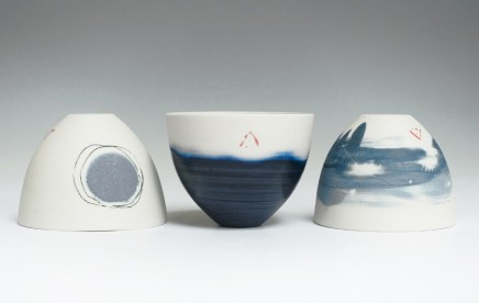 Ali Tomlin Cups (more colours available) Porcelain