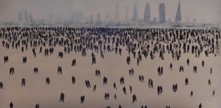 David Wheeler, City Skyline
