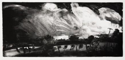 Robert Newton, Passing By (Rain)