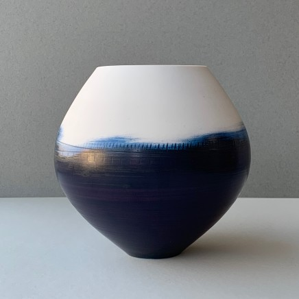 Ali Tomlin Spherical - Indigo Porcelain AT42