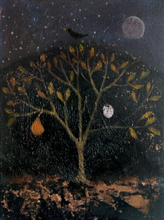 Catherine Hyde, The Silver Nutmeg (from 'I had a Little Nut Tree', Traditional Poem)