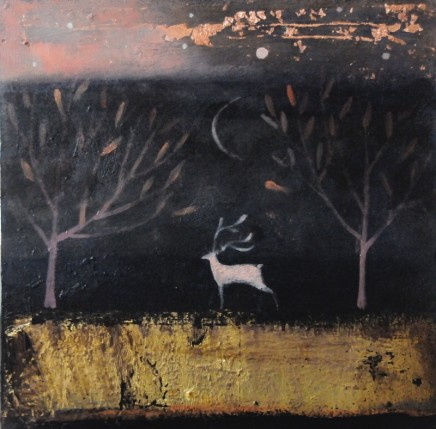 Catherine Hyde, The Pink Edge of Dawn