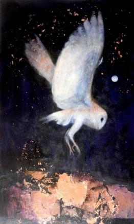 Catherine Hyde, Through the Dark Night