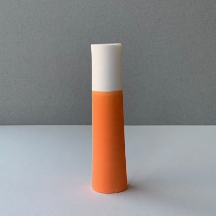 Ali Tomlin Single Stem - Orange Porcelain AT4