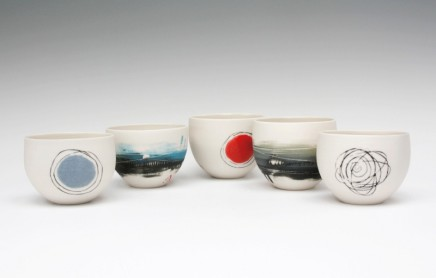 Ali Tomlin Small Cups Porcelain