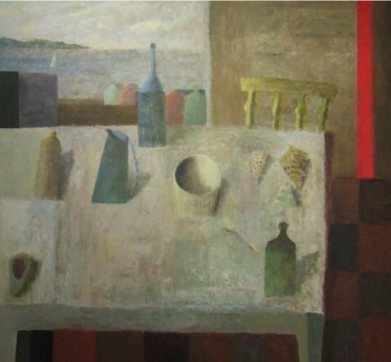 Nicholas Turner RWA, Table with Shells