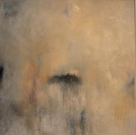 Debra Royston Together II Mixed media on Canvas 100 x 100 cm