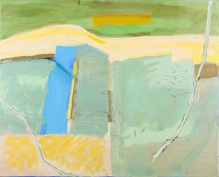 Sally McLaren, Blue Field