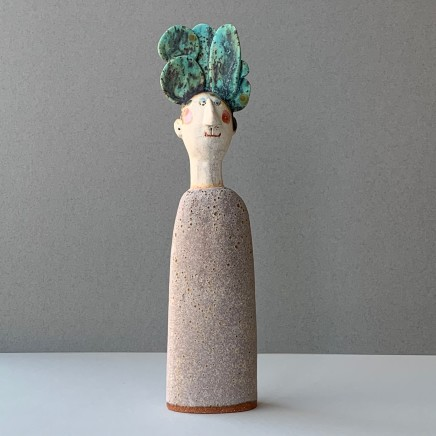 Jane Muir Tree Head Ceramic 29 x 8 x 4 cm