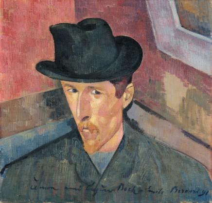 Emile BERNARD Portrait d'Eugène Boch, 1891