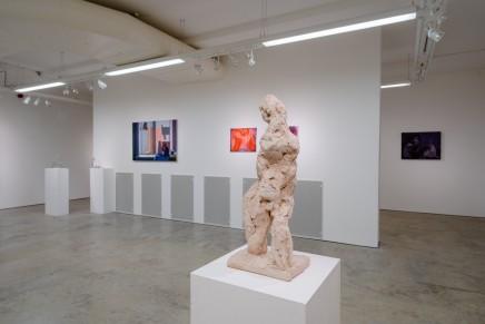 Sculpture: Avner Levinson, Figure, 2017