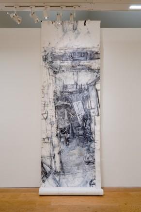 Laura Jacobs, Cupboard Scroll II, 2018