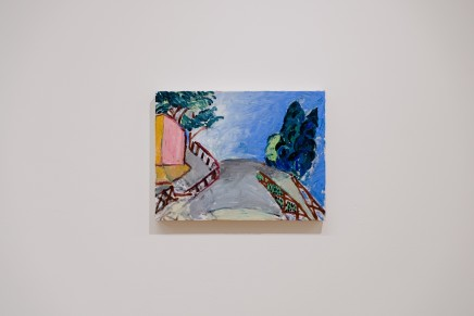 Caludia Piscitelli, Way Out, 2018
