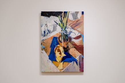 Joseph Ryan, Broken Vase, 2018