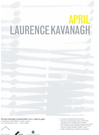 April Laurence Kavanagh