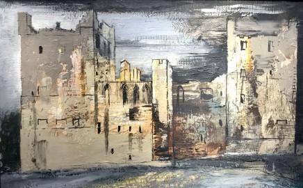 John Piper, Bolton Castle, 1940