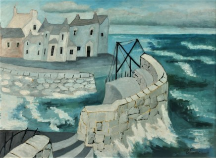Joan Gilchrest, Mousehole Harbour