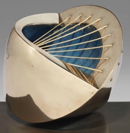 Barbara Hepworth, Sculpture With Colour, 1940