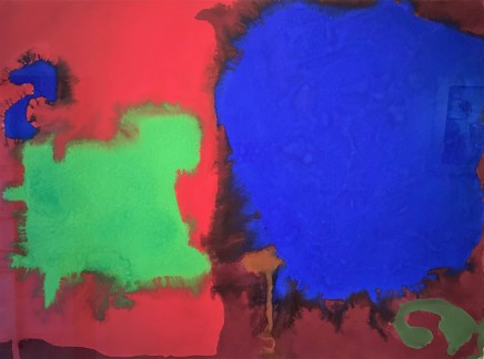 Patrick Heron, October IV, 1973
