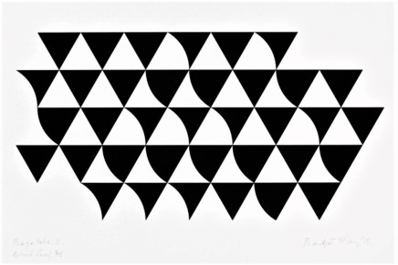 Bridget Riley, Bagatelle 2, 2015