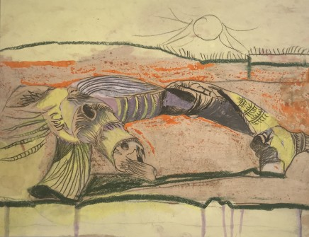 Graham Sutherland, Turning Form, 1947/8