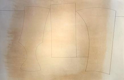 Ben Nicholson, Three Forms, 1960