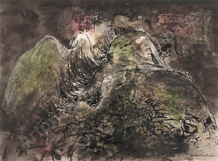 Graham Sutherland, Hill Forms, 1941