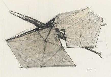 Lynn Chadwick, Study for Beast III, 1958