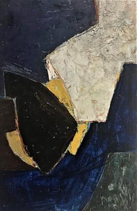 Adrian Heath, Untitled , 1954