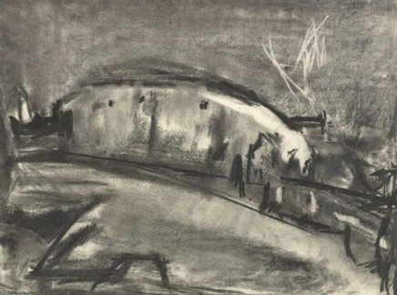 David Bomberg, Plaza de Toros, 1955