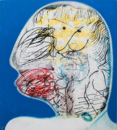 Moich Abrahams, Big Blue, 2007