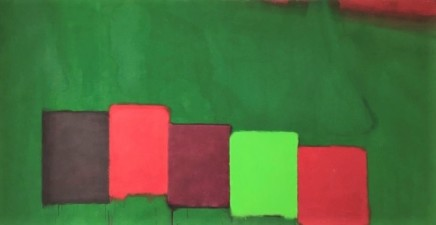 John Hoyland, Untitled, c.1965