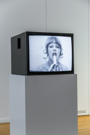 Natalia LL, Consumer art, 1975 DVD (original material 16mm) Ed. 6/10 + 2 A.P