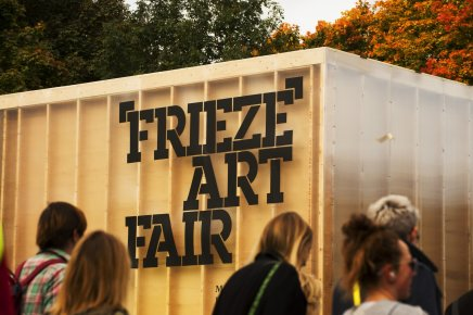 Frieze Art Fair 2013