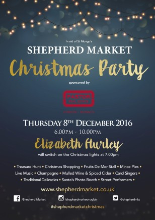 Shepherd Market Christmas Party