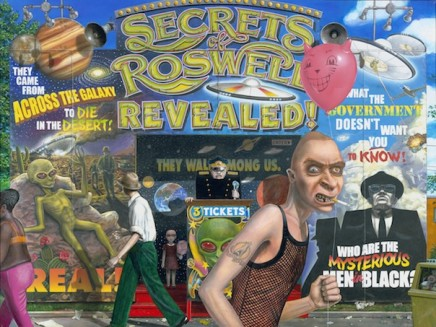 Thomas Gieseke, Secrets Of Roswell Revealed
