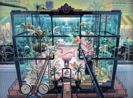 Michael Young, Aquatic Castle