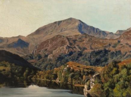 Above Llyn Gwynant, Snowdonia